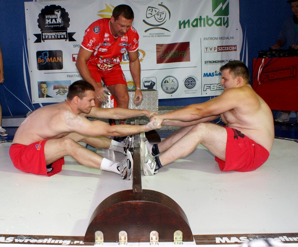 Rok 2012. Mistrzostwa Polski w Mas Wrestlingu