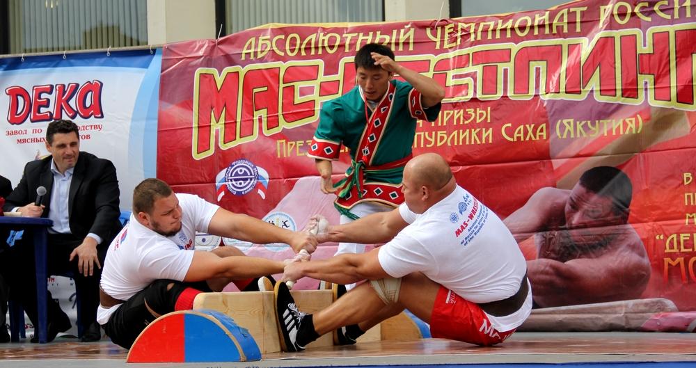 Moskwa. walczy nasz zawodnik Szymon Niemiec