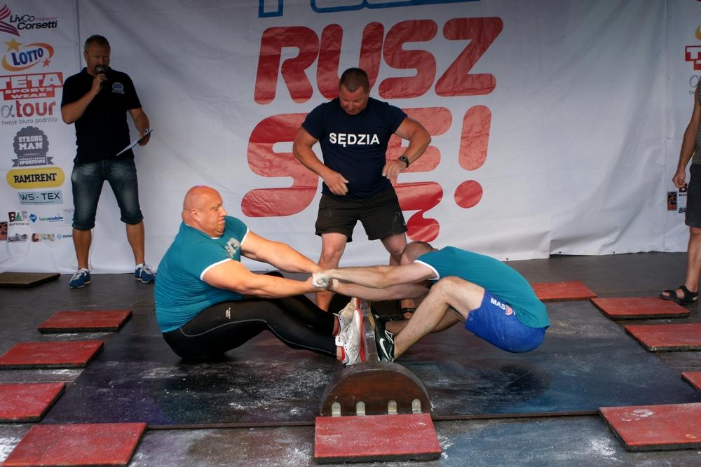 Rok 2016. Mistrzostwa Polski Mas Wrestling