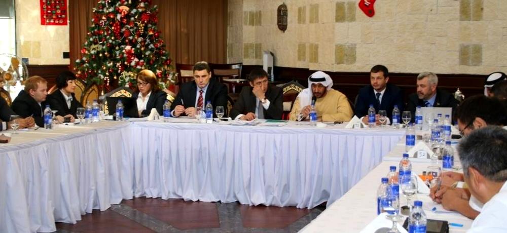 Rok 2013 Dubaj