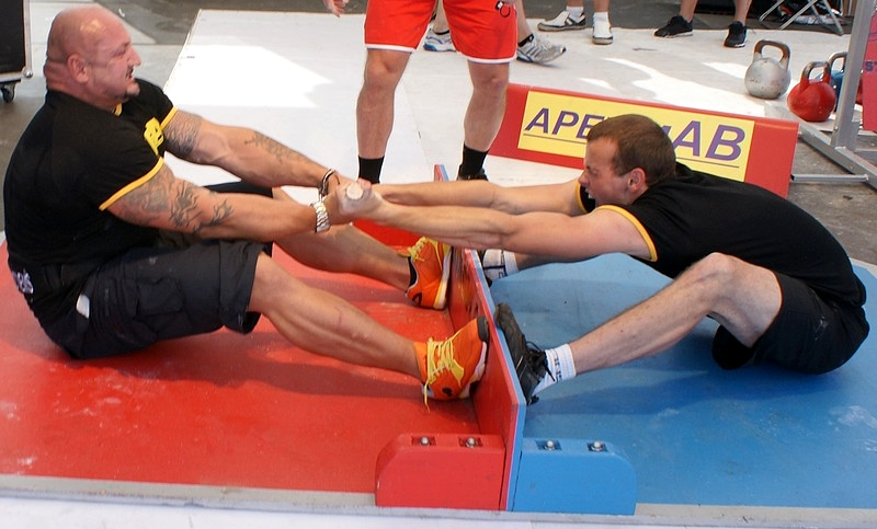Rok 2011 Międzyzdroje Pierwsze Mistrzostwa Polski w Mas Wrestlingu