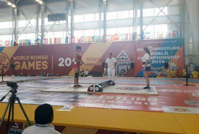 II Mistrzostwa Świata 03-04.09.2016 w Cholpan-Ata – Kirgistan